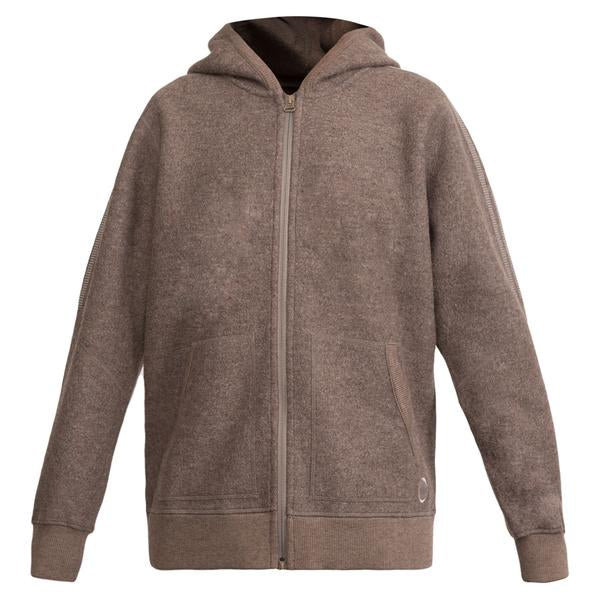 Adidas WH Bond Wool FZ Hoody (Brown)
