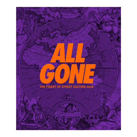 All Gone Book 2018 , Purple