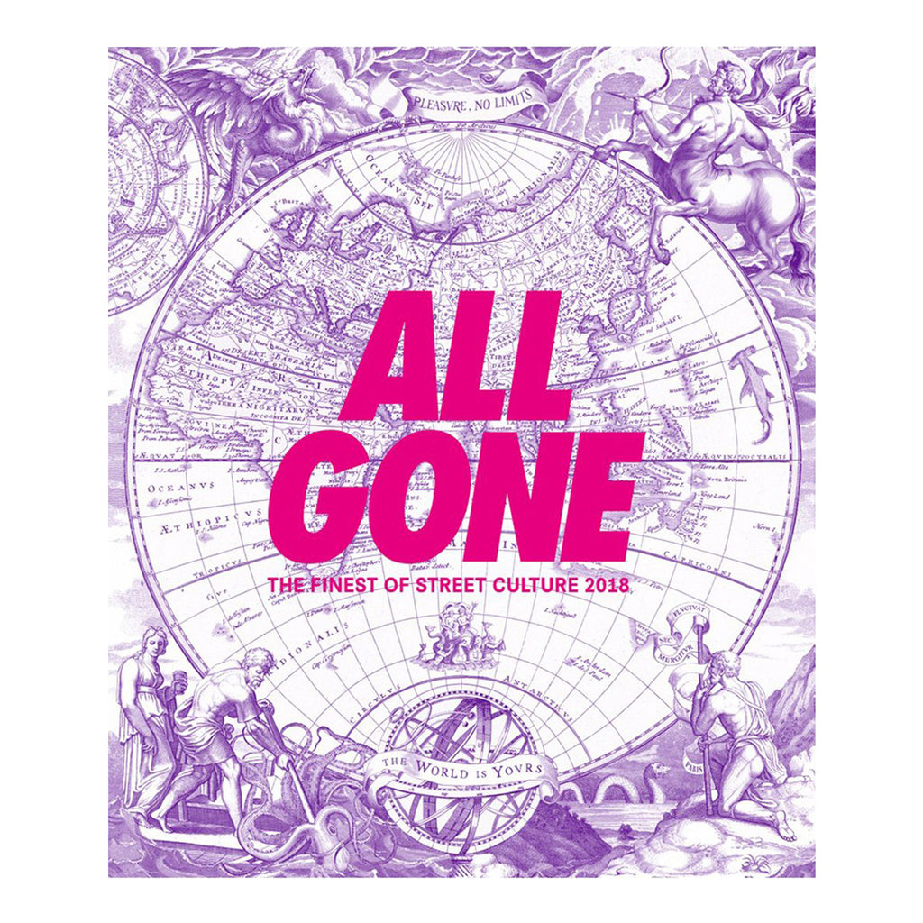 All Gone Book 2018 , White
