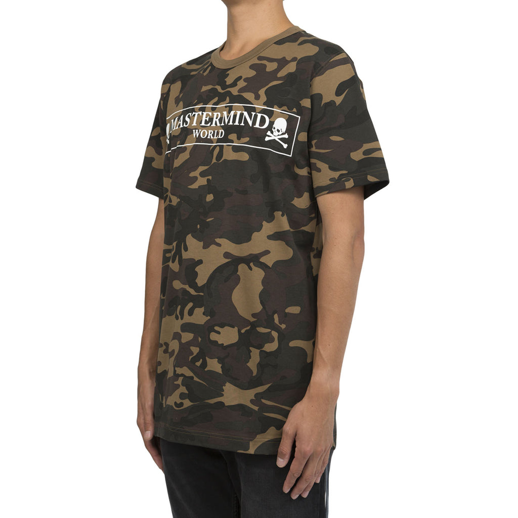 Mastermind World Box Logo T-shirt (Camo)