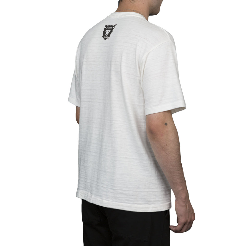 Human Made Hamburger Tee (White)