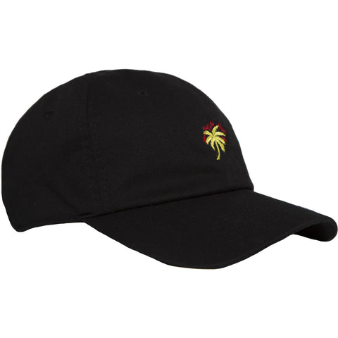 Babylon Burning Palm Cap (Black)