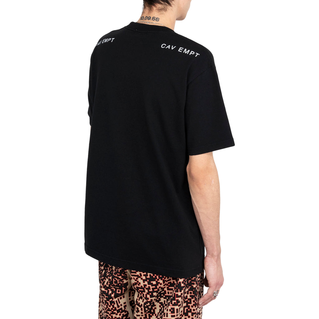 Cav Empt FW19 Mini Mobile Tee, Black