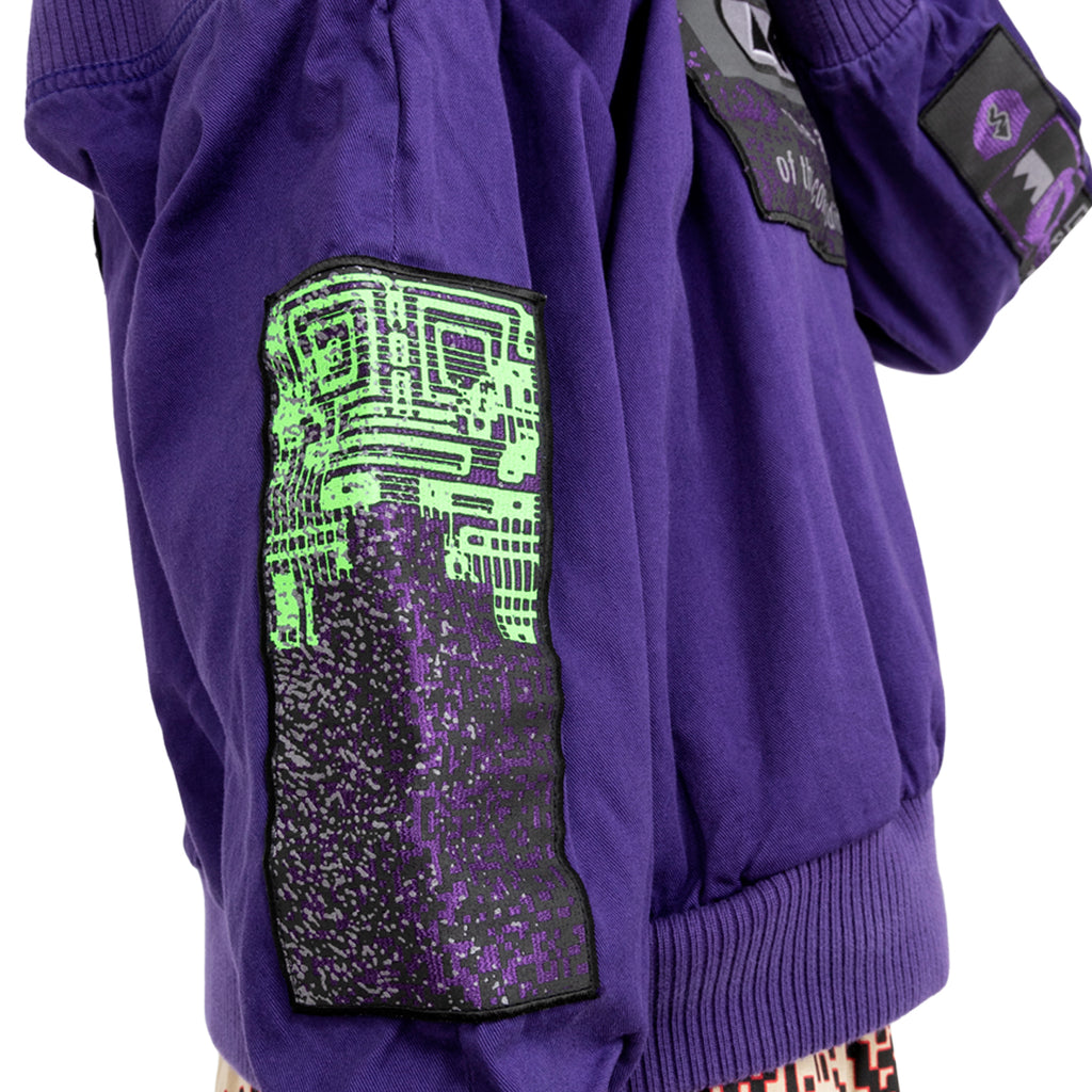 Cav Empt FW19 Commodity Pullover, Purple