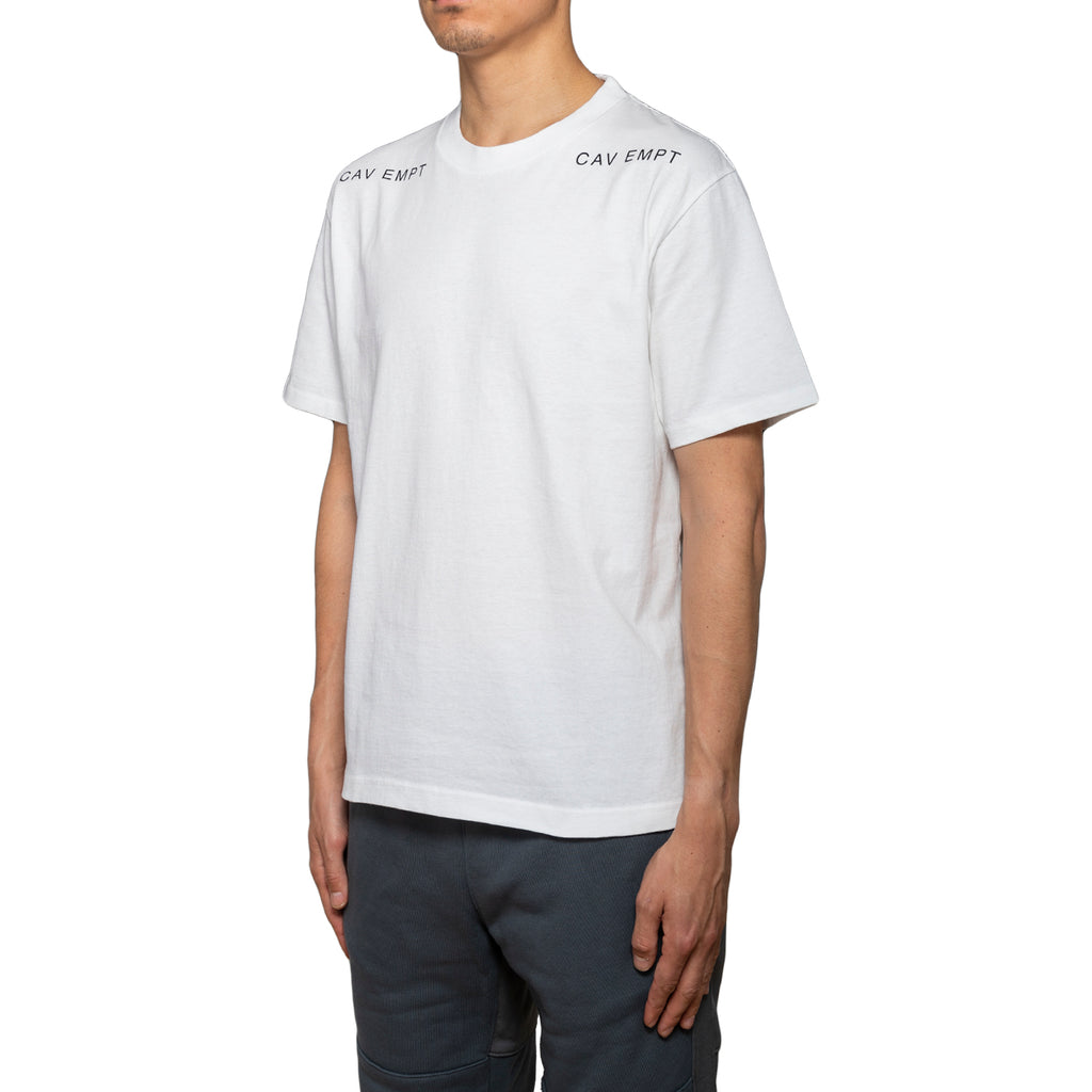 Cav Empt SS19 MD Metaphor Tee, White