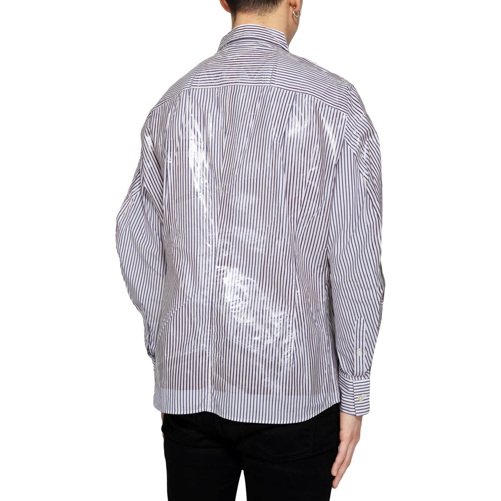 Doublet SS19 2D Packaged 3D Cutting Shirt