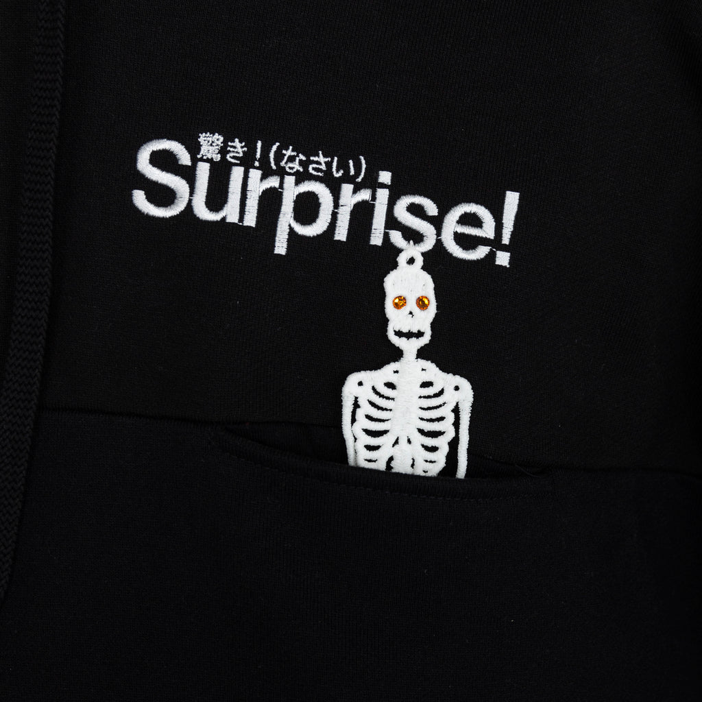 "Doublet FW19 ""Surprise!"" Embroidery Hoodie"