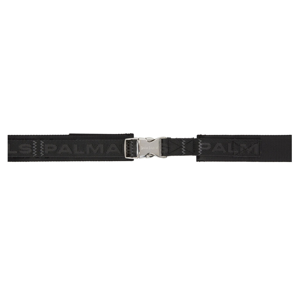 Palm Angels Recovery Belt, Black