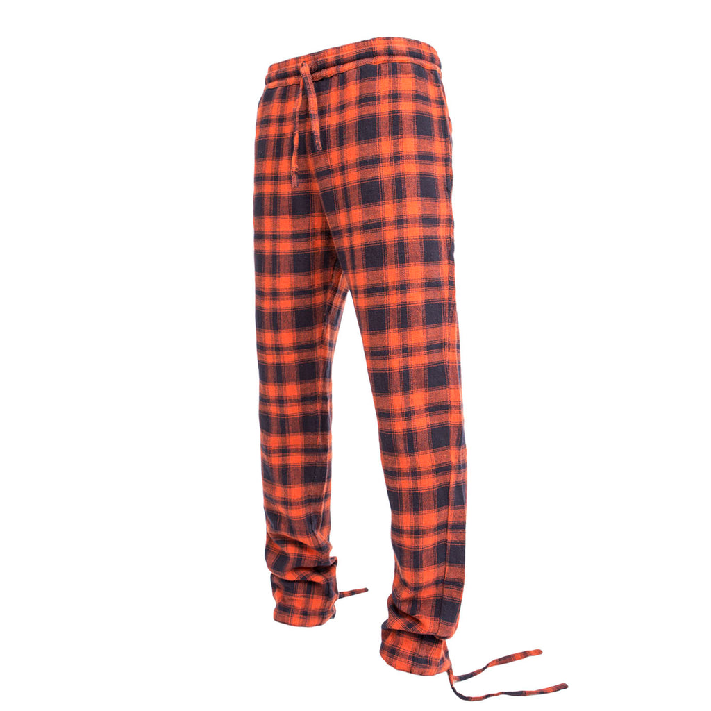 Faith Connexion Plaid Jogger (Navy/Red)
