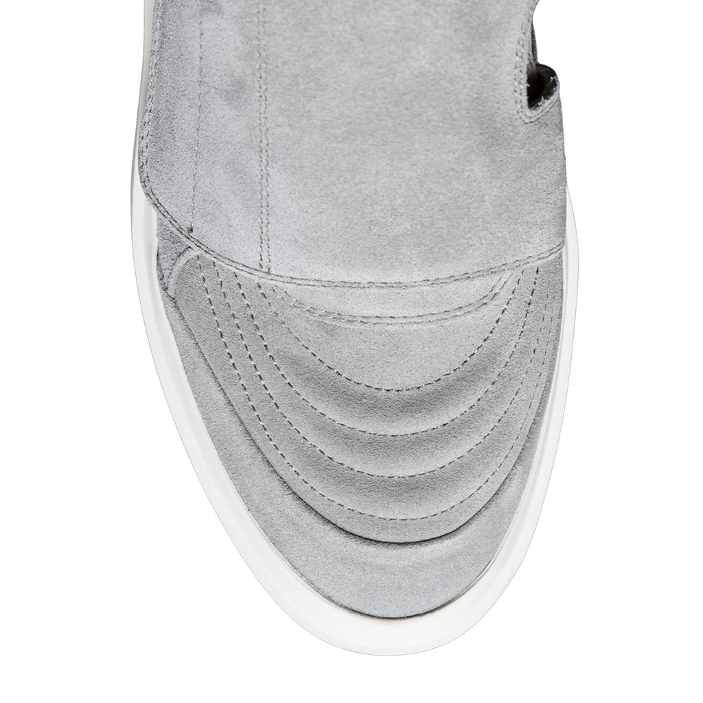 Fear of God SS19 Suede Skate Velcro Sneaker, Interstellar