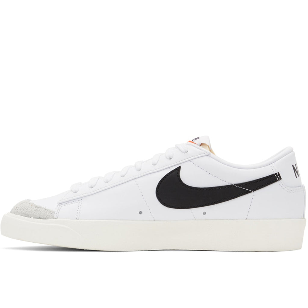 Nike Blazer Low '77 Vintage, White/Black-Sail