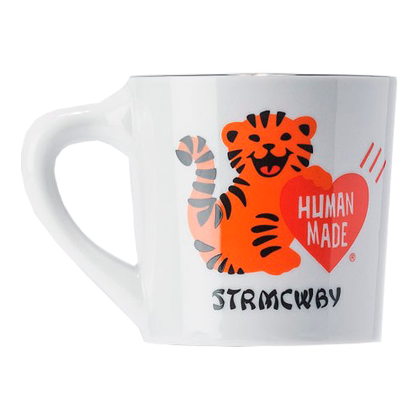 Human Made FW19 Mug Cup, White