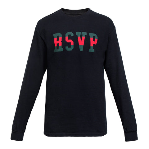 RSVP Gallery Holiday 2017 L/S Tee (Black)