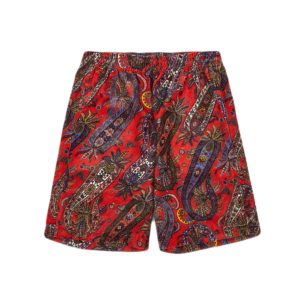 Needles SS21 Basketball Short, Paisley