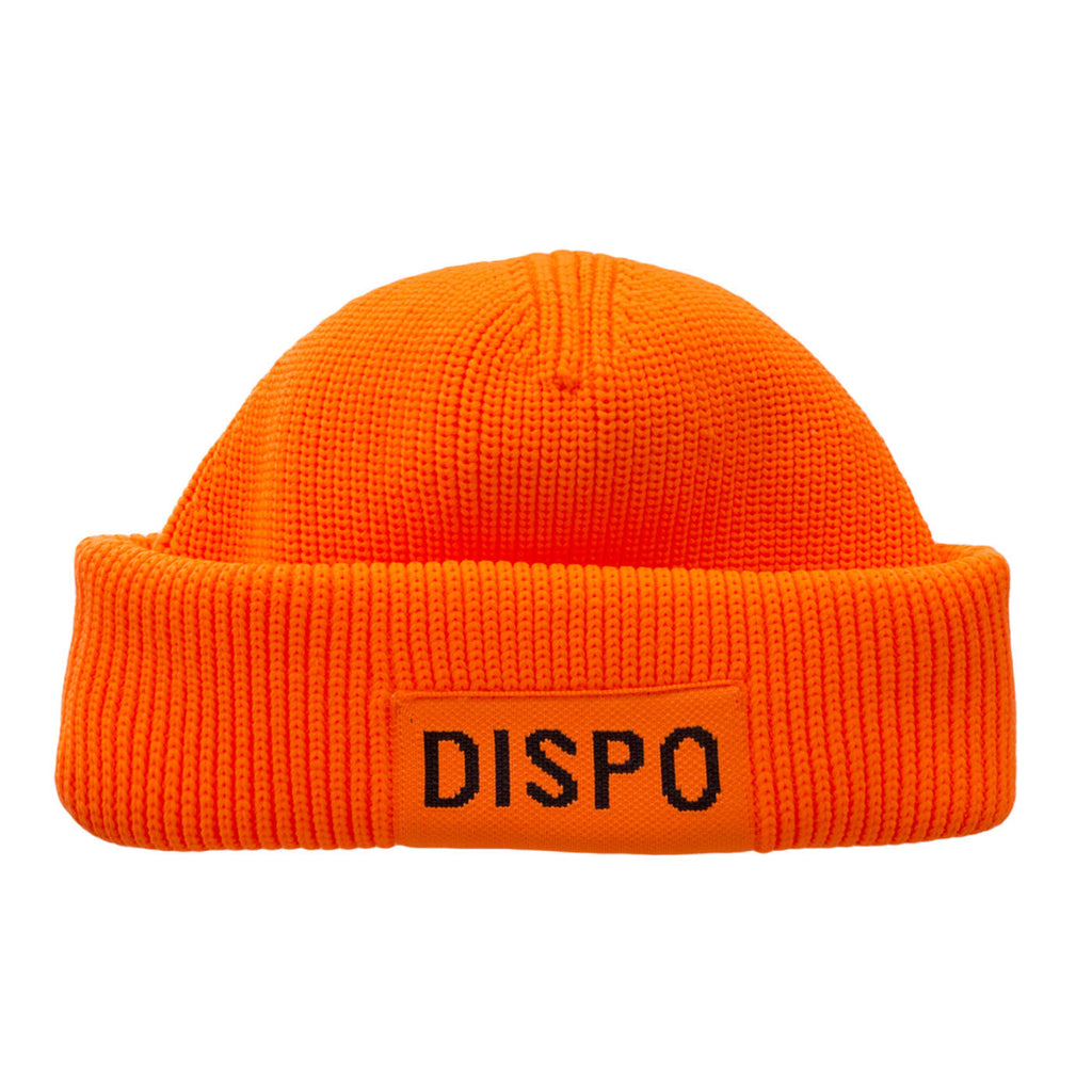 Alexander Wang Fisherman Beanie (Orange)