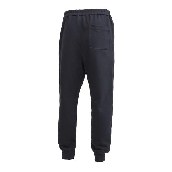 3.1 Phillip Lim Velour Tapered Sweatpants (Navy)