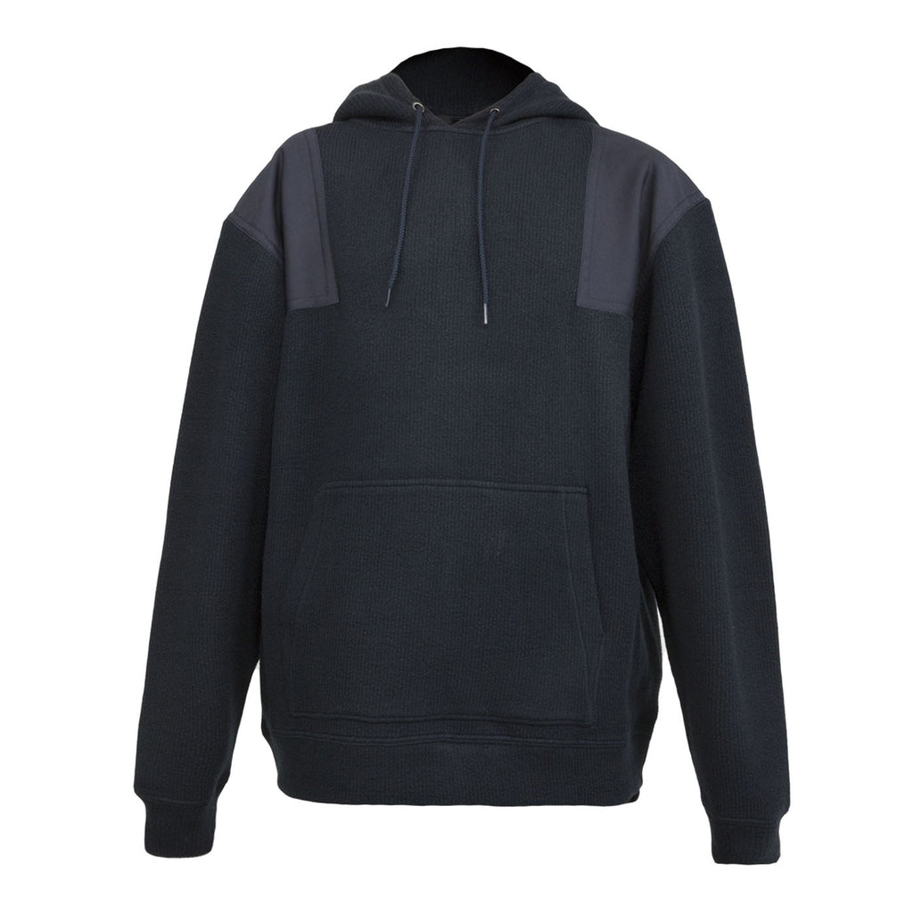 Alexander Wang Surplus Rib Twill Sweater (Navy)