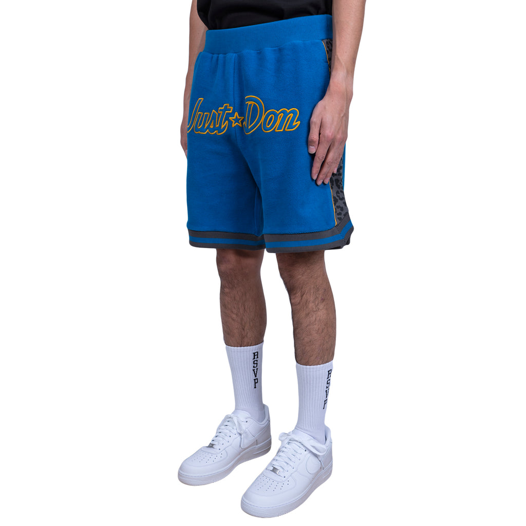 Converse x Just Don Sweatshort Mykonos Blue