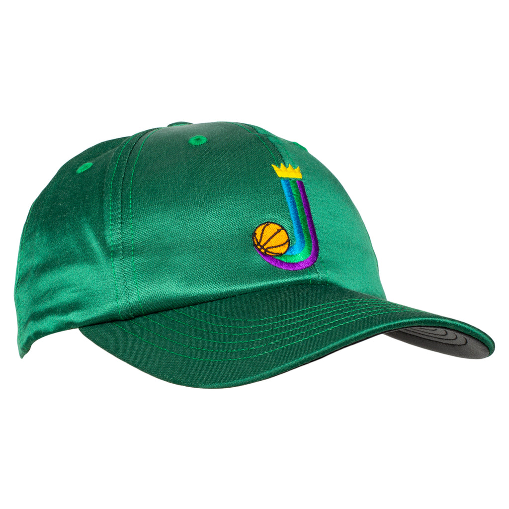 Just Don Islanders Hat, Green