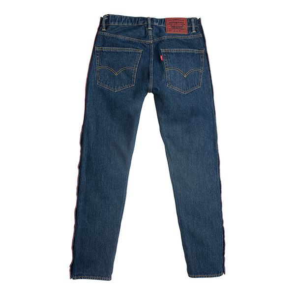 Just Don x Levi's® All-Star 501® Tearaway, Red/Blue