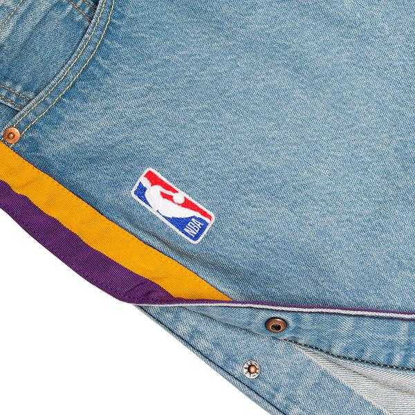 Just Don x Levi's® All-Star 501® Tearaway, Purple/Yellow