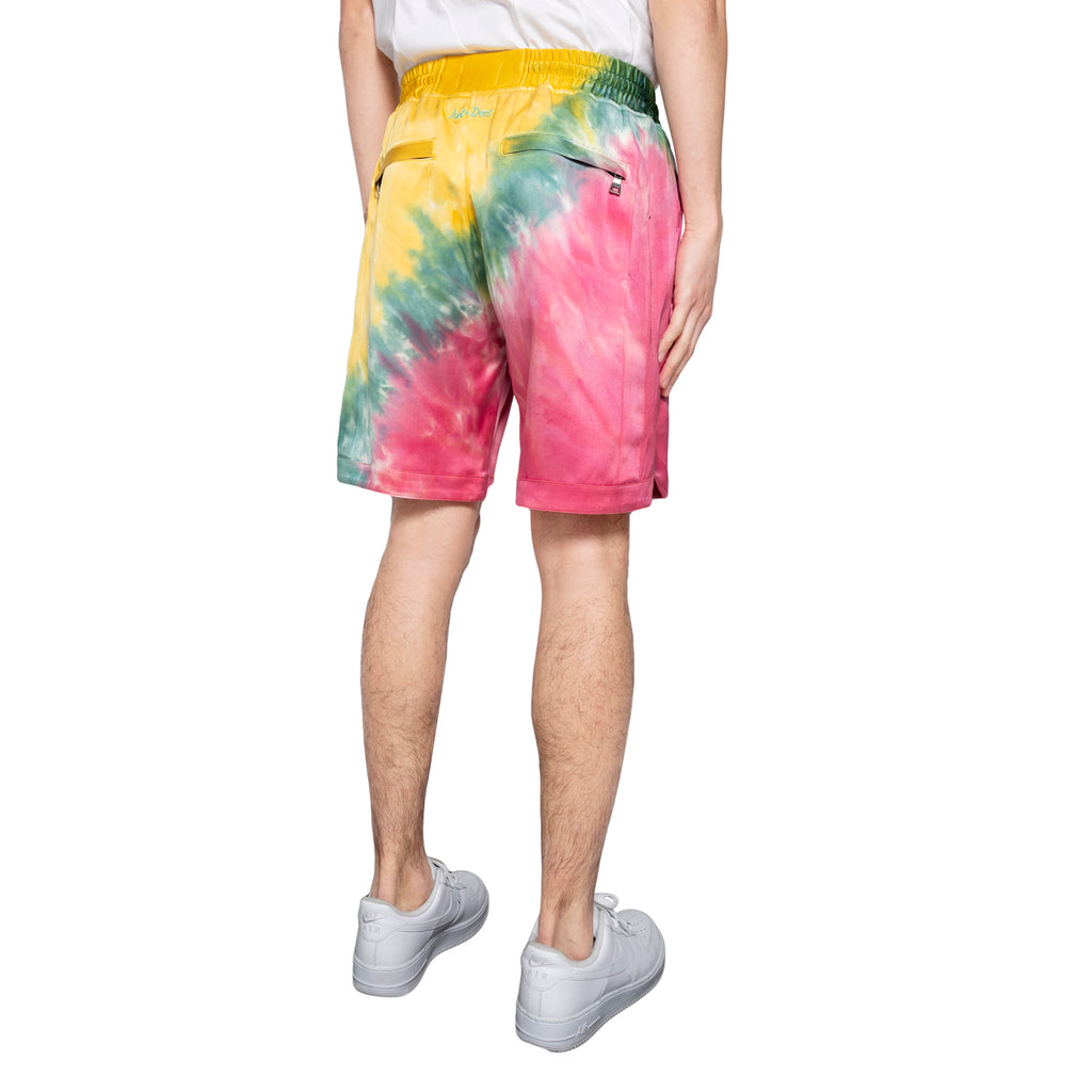 Just Don Tie Dye Basketball Short, Tie Dye