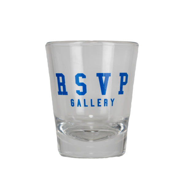RSVP Gallery Hotel Shot Glass Set (Clear)