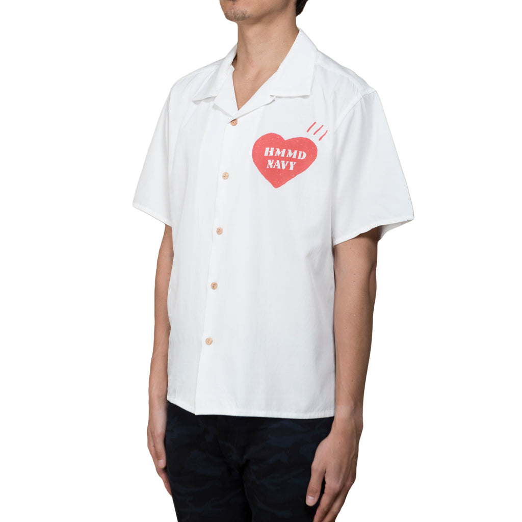Human Made Yokosuka Shirt Sailor (White)