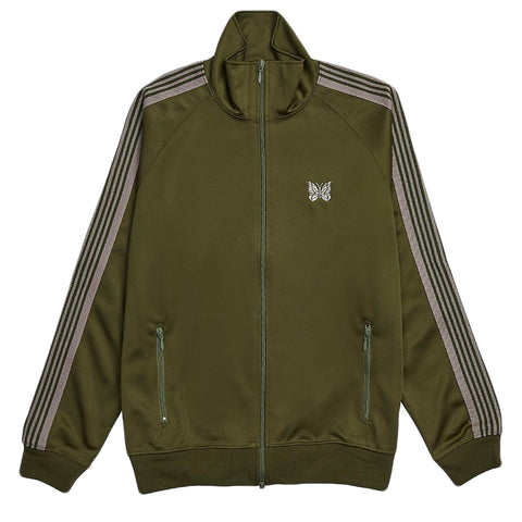 Needles FW20 Track Jacket, Olive