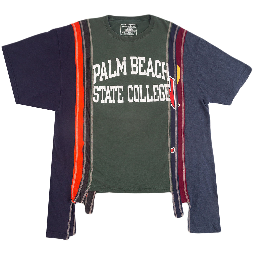 Needles FW20 Palm Beach State College 7 Cuts Wide Tee, Assorted