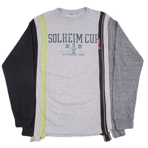 Needles FW20 Solheim Cup 7 Cuts L/S Tee, Assorted
