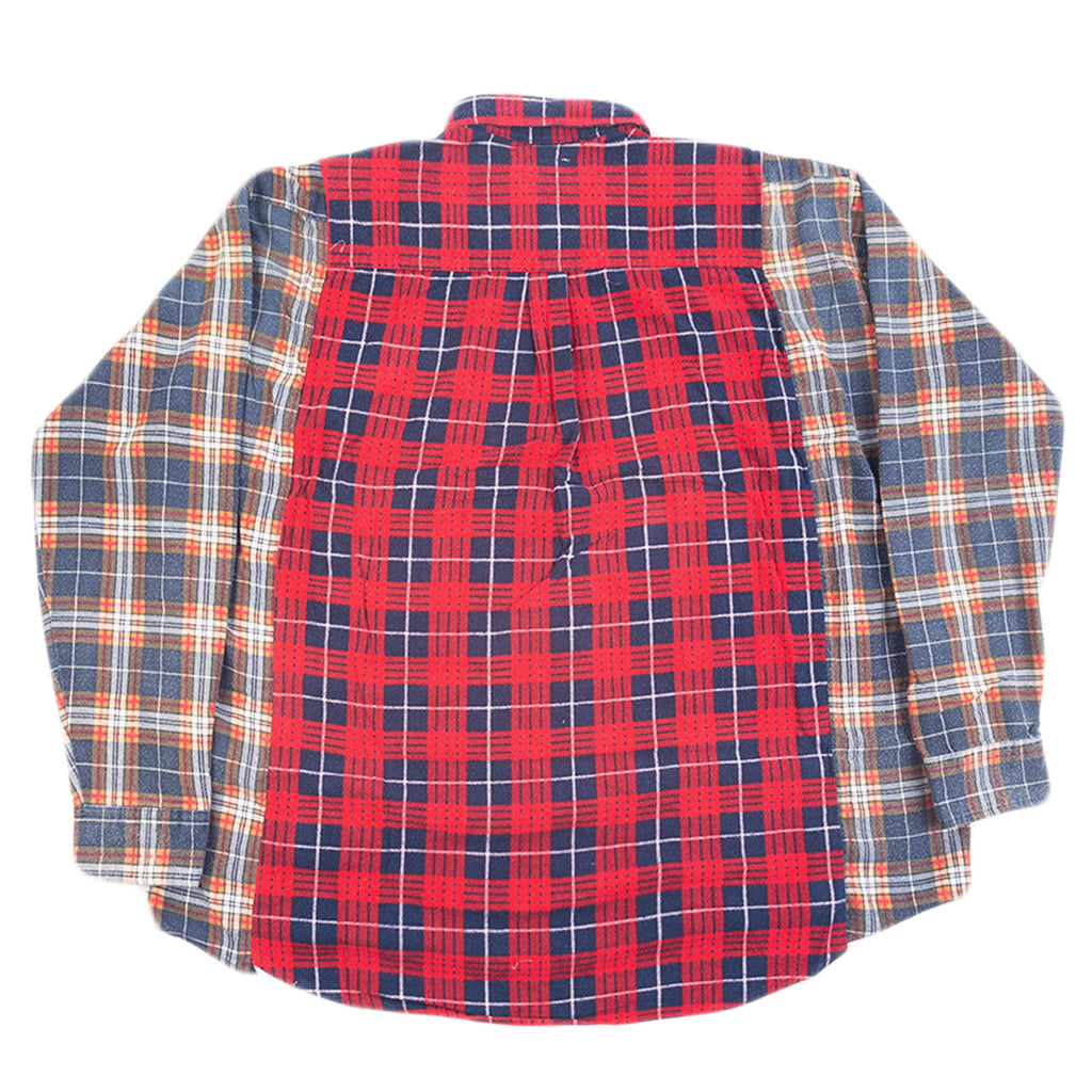 Needles FW20 Ribbon Wide Flannel Shirt #3, Assorted