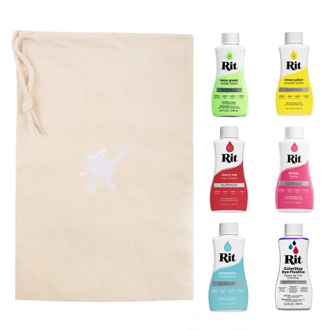 RSVP Gallery Neon Colors Dye Kit