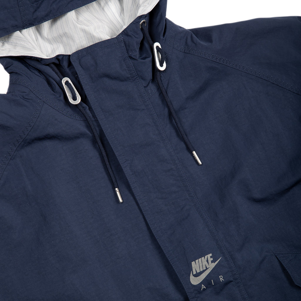 Nike x Kim Jones Hooded Jacket, Obsidian/Hydrogen Blue