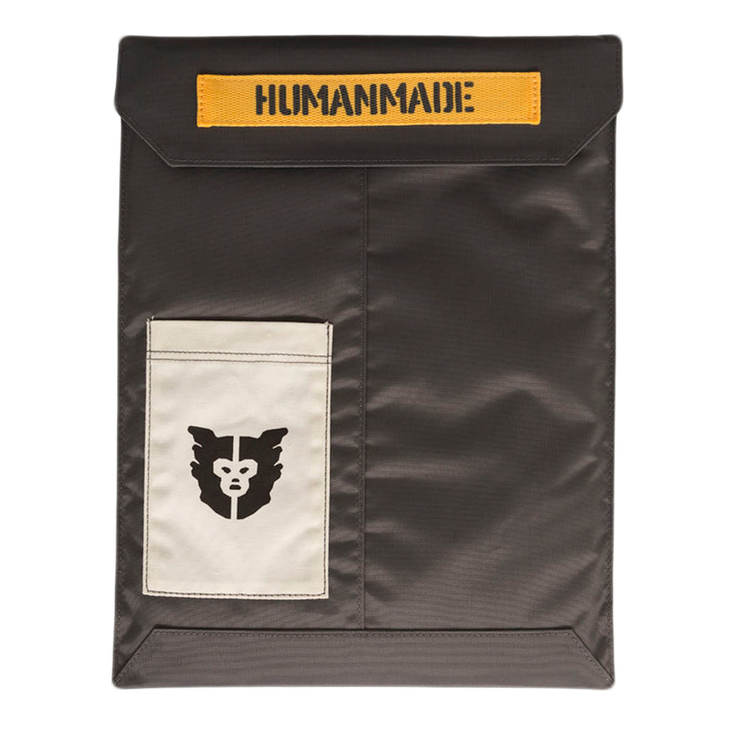 Human Made Nylon PC Case (Charcoal)
