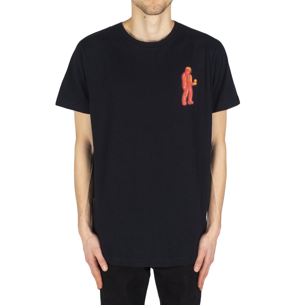 Off-White Hands and Planet S/S Slim Tee