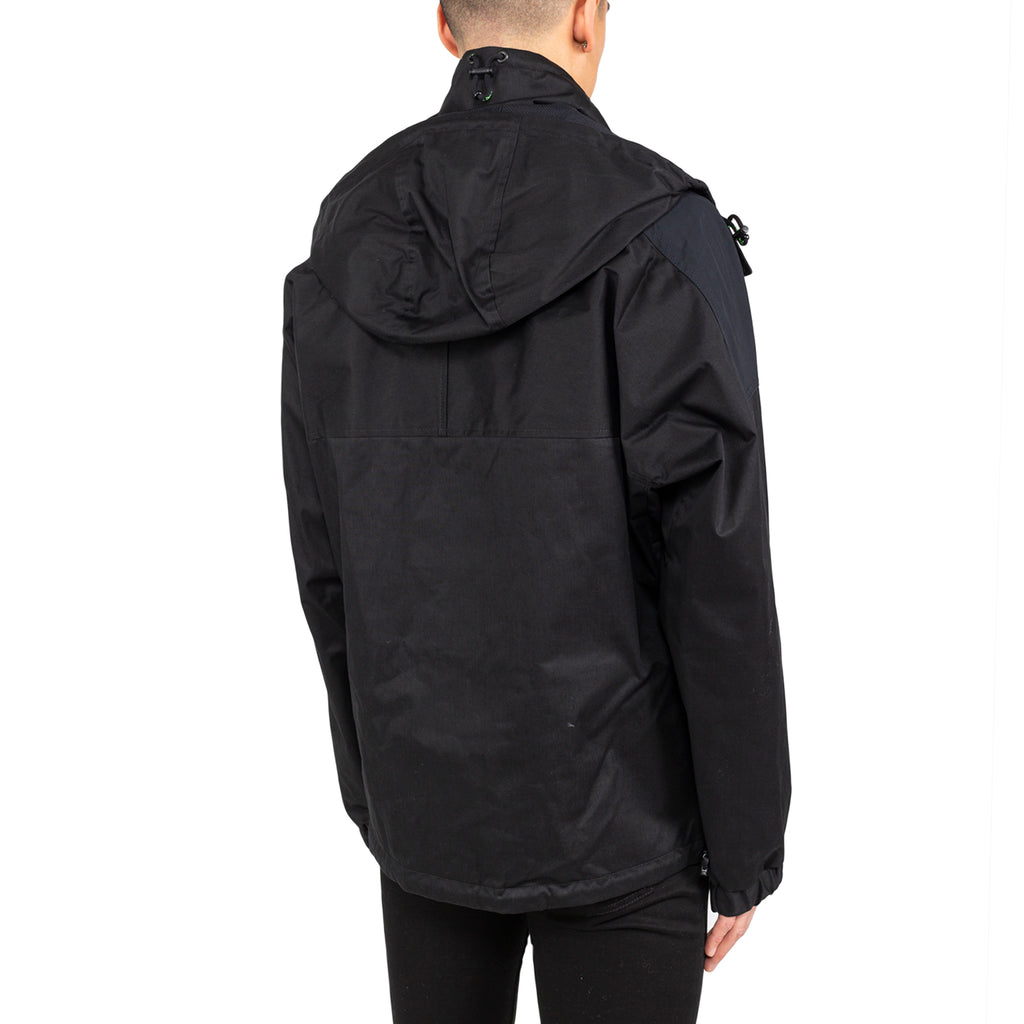 Off White Ski Anorak, Black