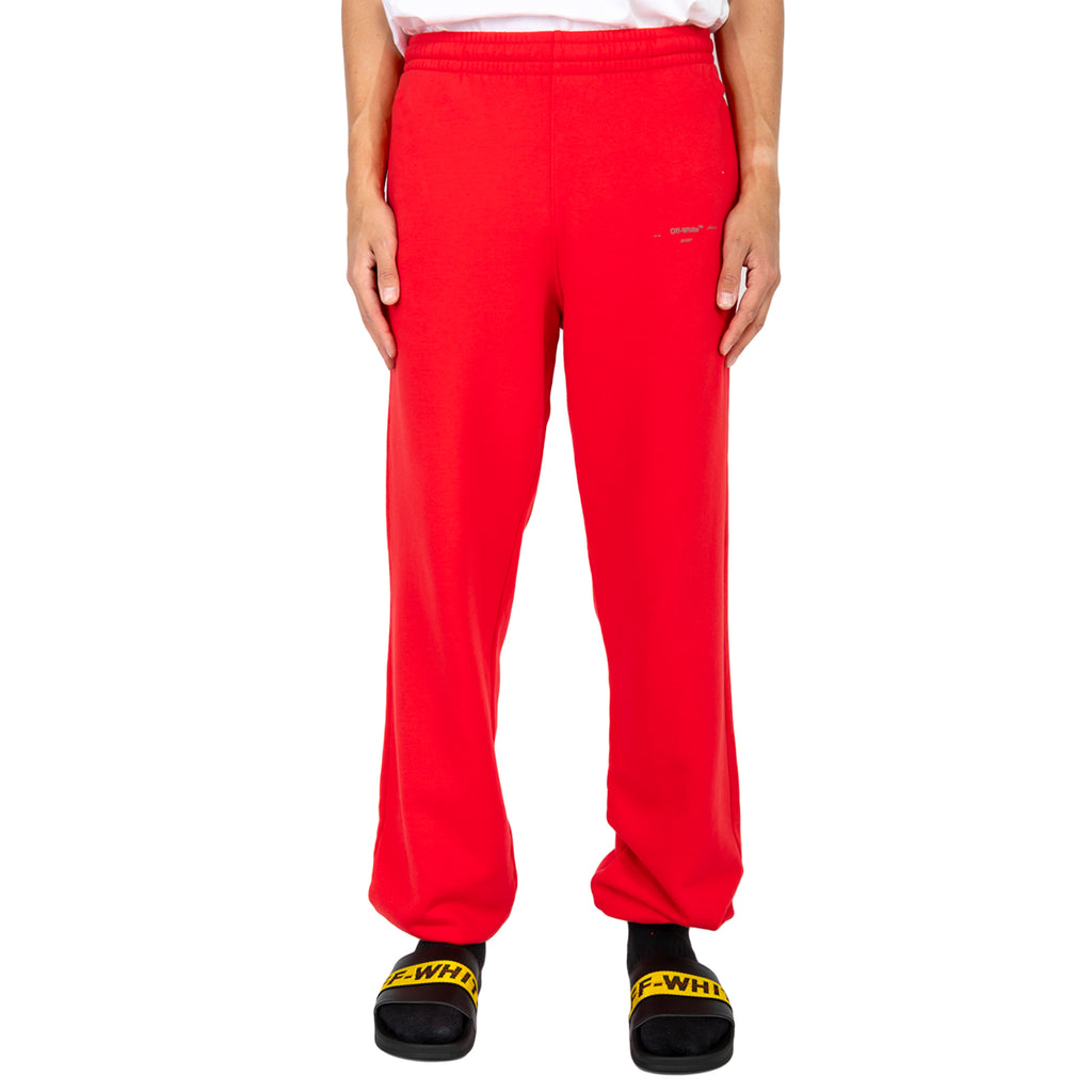Off-White PF19 Unfinished Slim Sweatpant