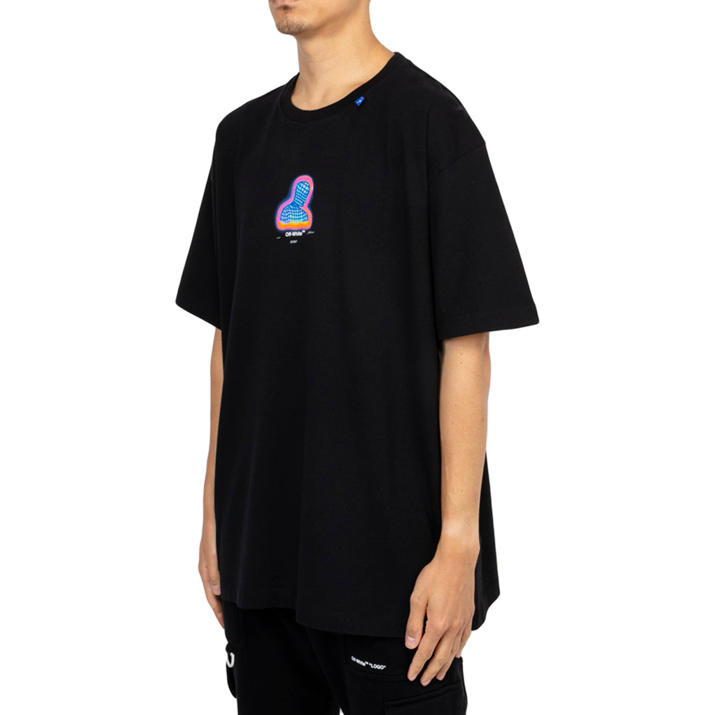 Off-White PF19 Thermo Men S/S Over Tee, Black