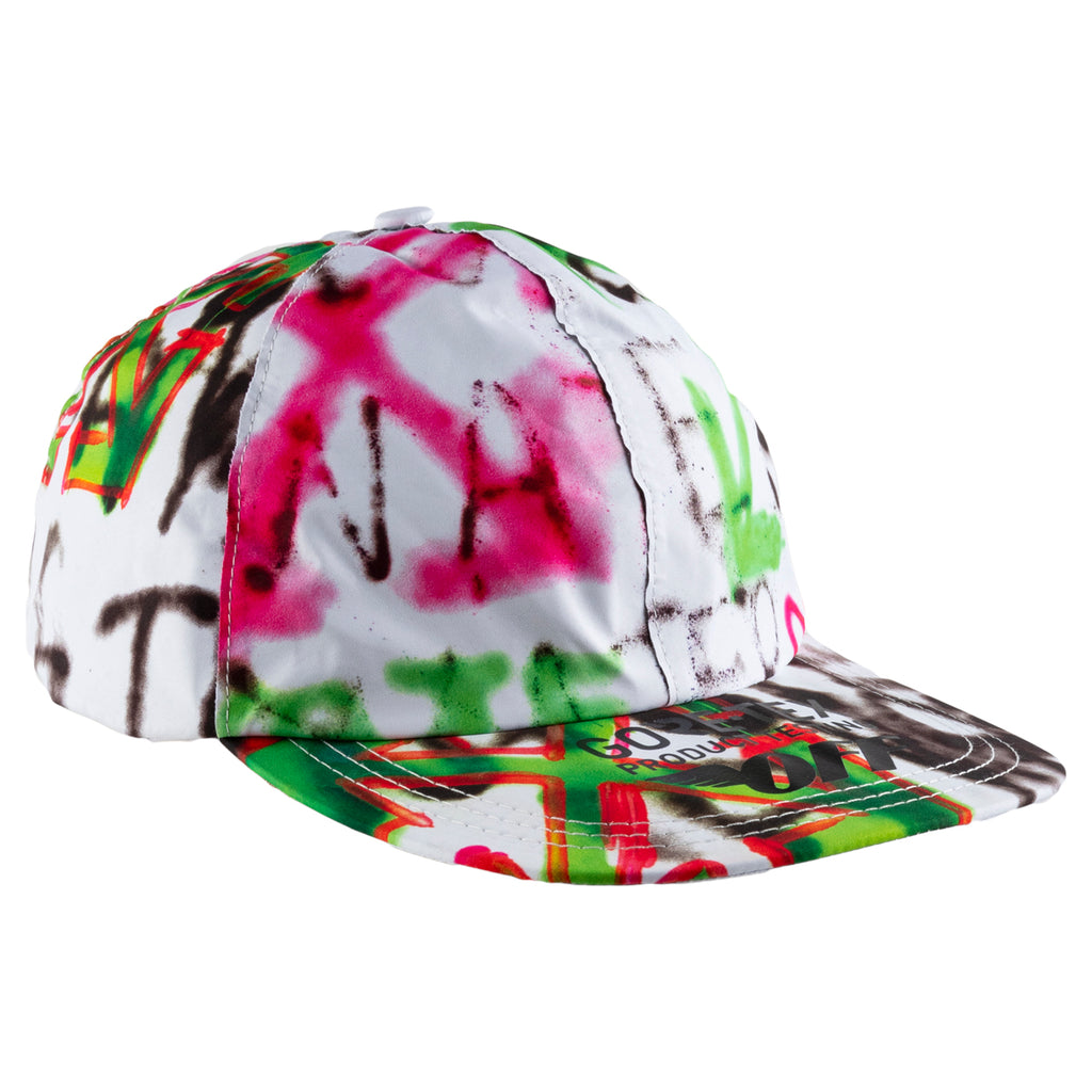 Off-White FW19 Goretex Tech 5 Panel Cap