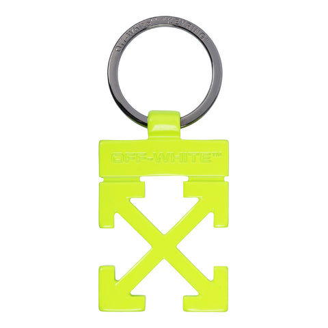 Off-White PS20 Arrow Key Holder, Fluo Yellow