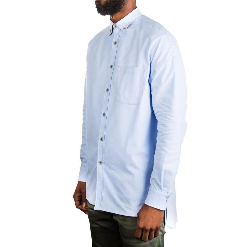 Fear Of God Oxford Shirt (Blue)