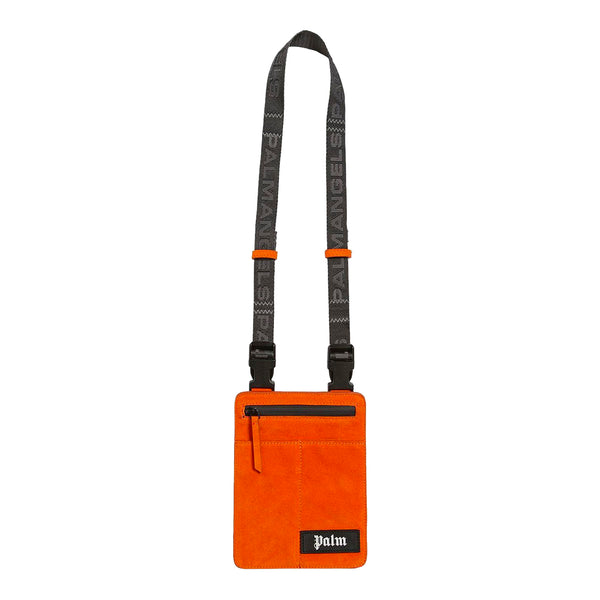Palm Angels Cross Body Bag, Orange