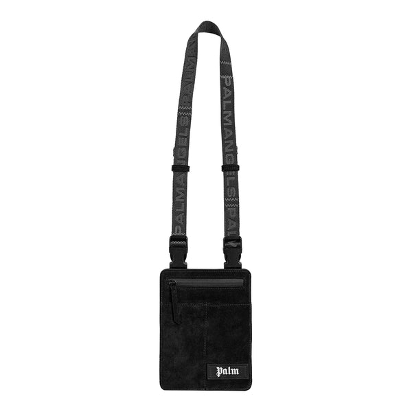 Palm Angels Cross Body Bag, Black