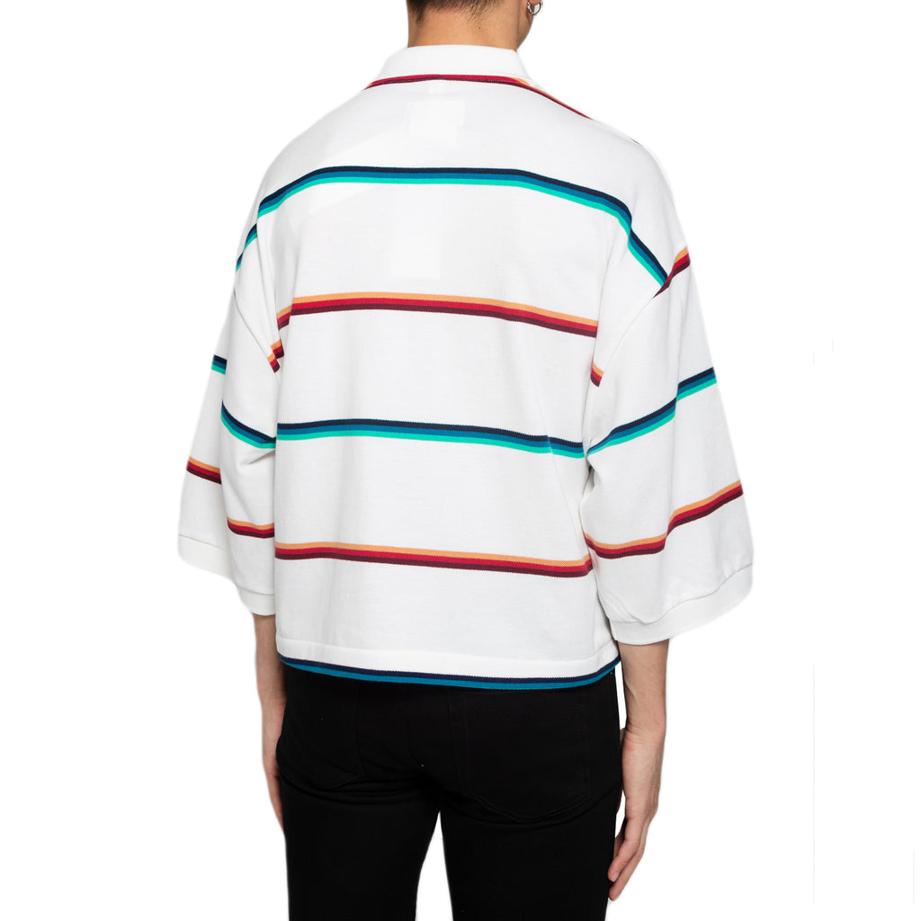 Doublet SS19 3D Patch Oversized Polo Shirt