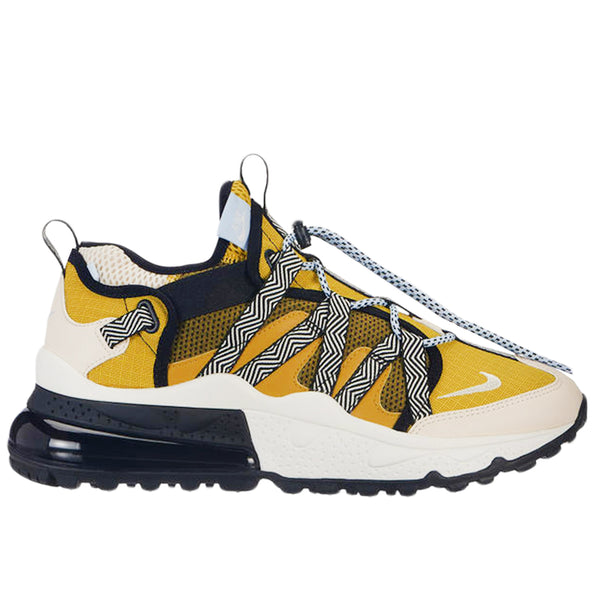 Air Max 270 Bowfin, DARK CITRON/LT CREAM