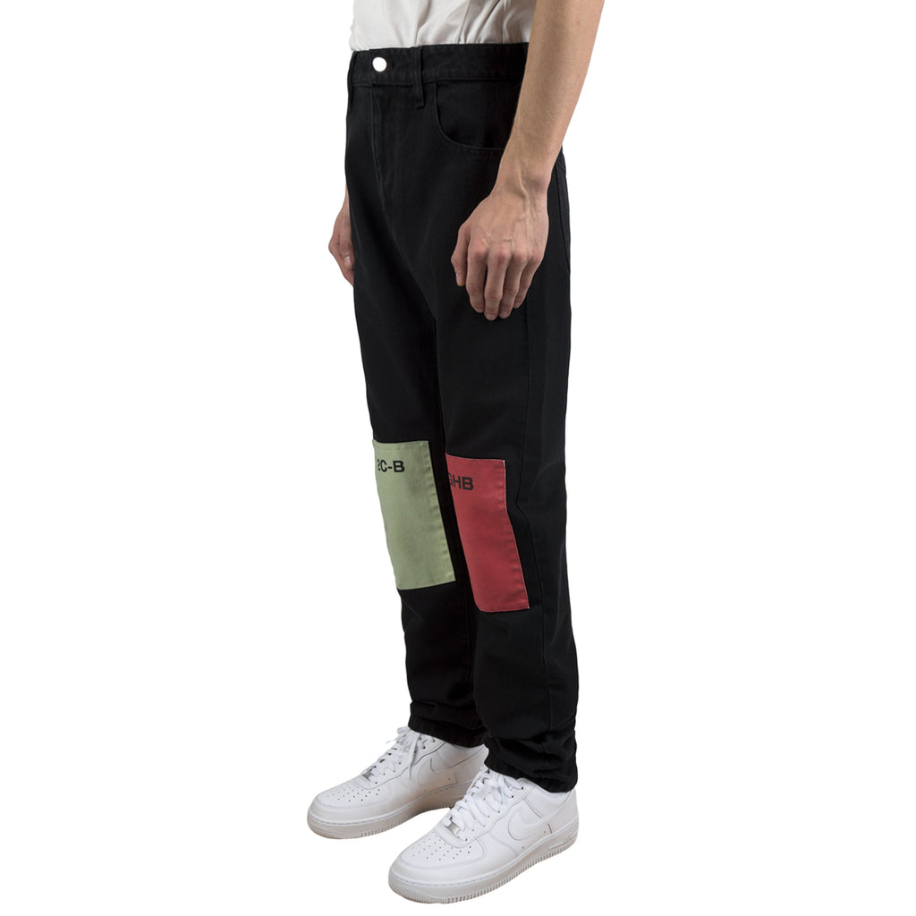 Raf Simons  Regular Fit Jeans with Patches