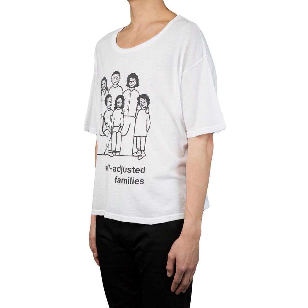 "Enfants Riches Deprimes ""WELL ADJUSTED"" FAMILIES T-SHIRT"