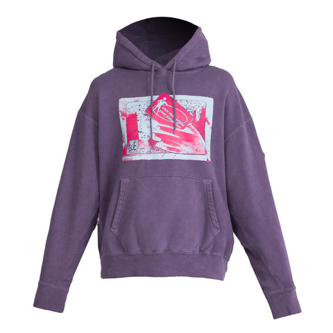 Cav Empt Own/Control Heavy Hoody (Purple)