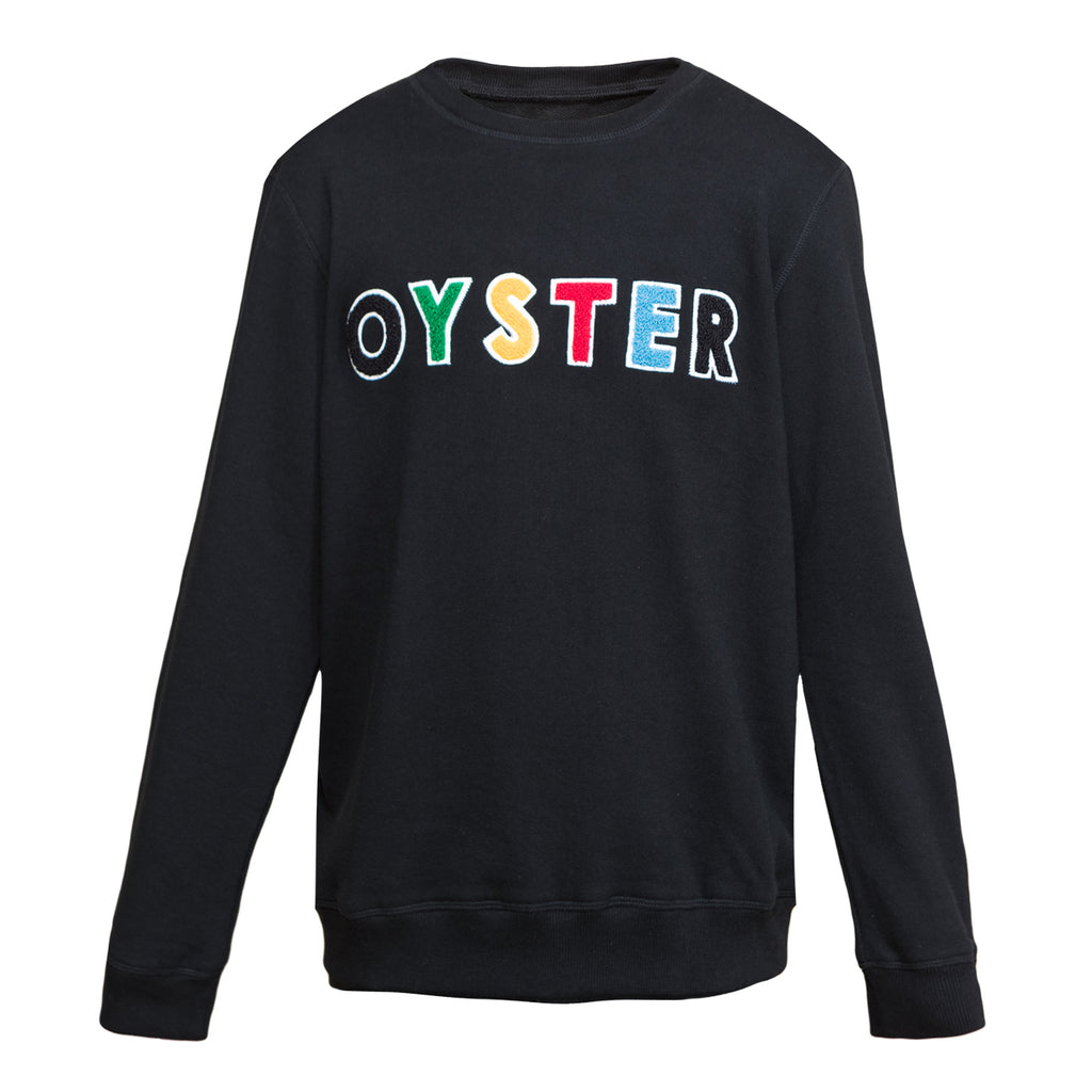 Oyster Chenille Crew